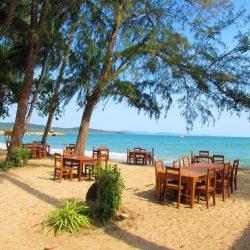 Bamboo Cottages, solar-powered resort, Phu Quoc Island, Vietnam