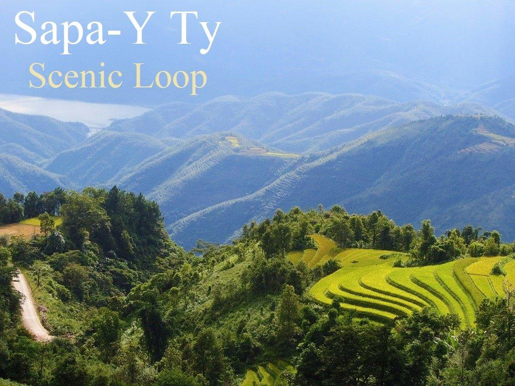 Sapa to Y Ty Motorbike Loop, Vietnam