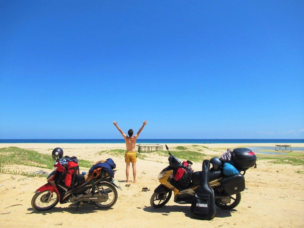 Bai Trang Beach, Mui Dinh Cape, Ninh Thuan Province, Vietnam