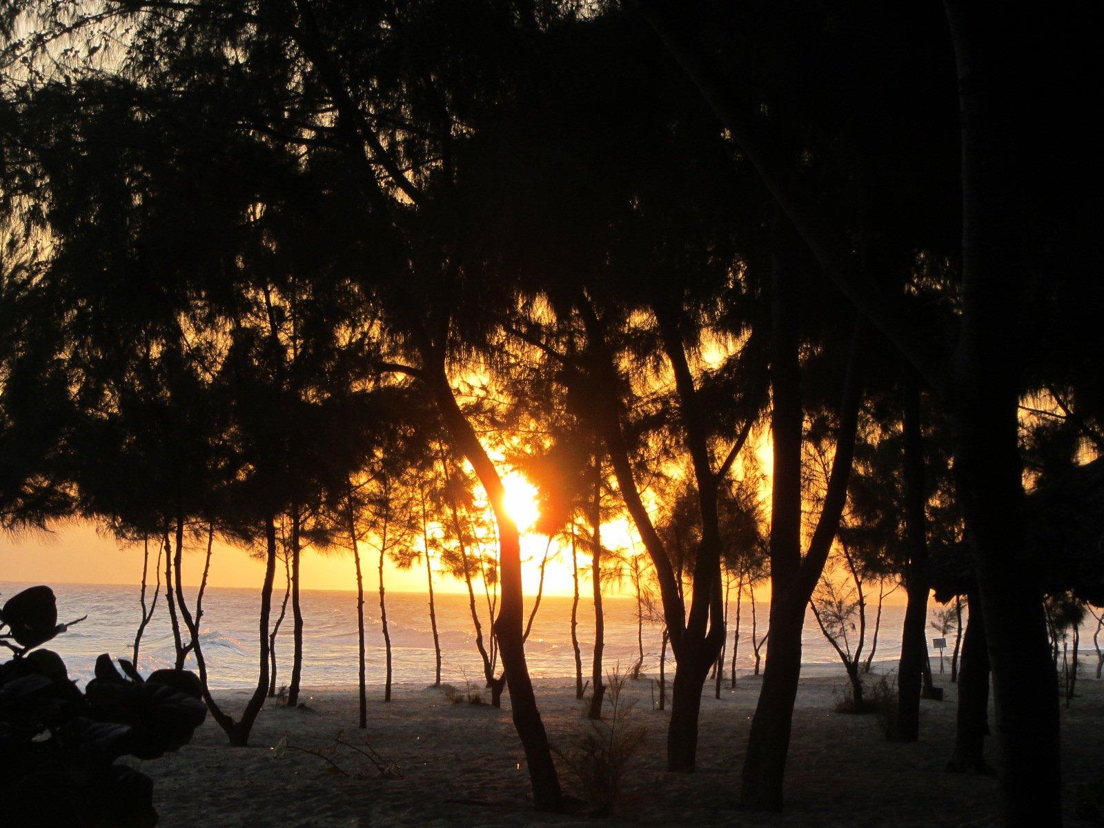 Ho Tram Beach, Vietnam