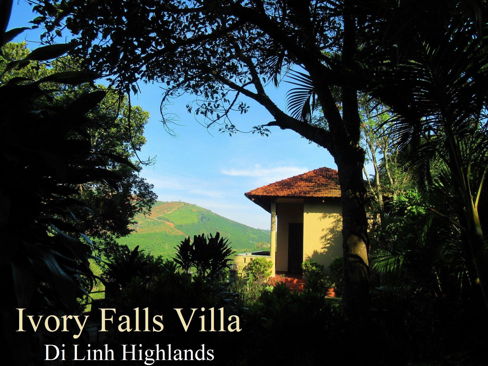Ivory Falls Villa Resort, Di Linh Highlands, Vietnam