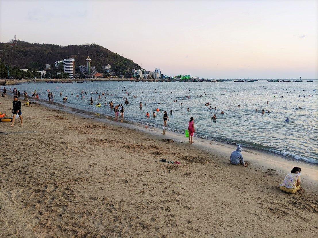 Bai Truoc Beach, Vung Tau, Vietnam