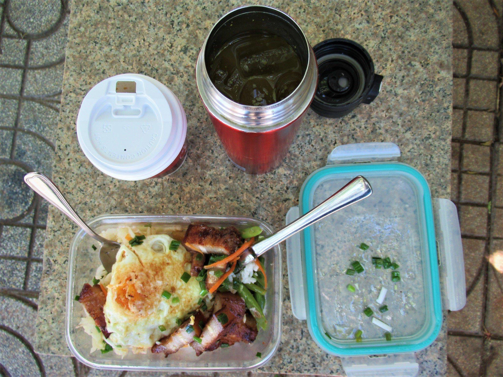 Food & drink during lock-down, Vung Tau, Vietnam