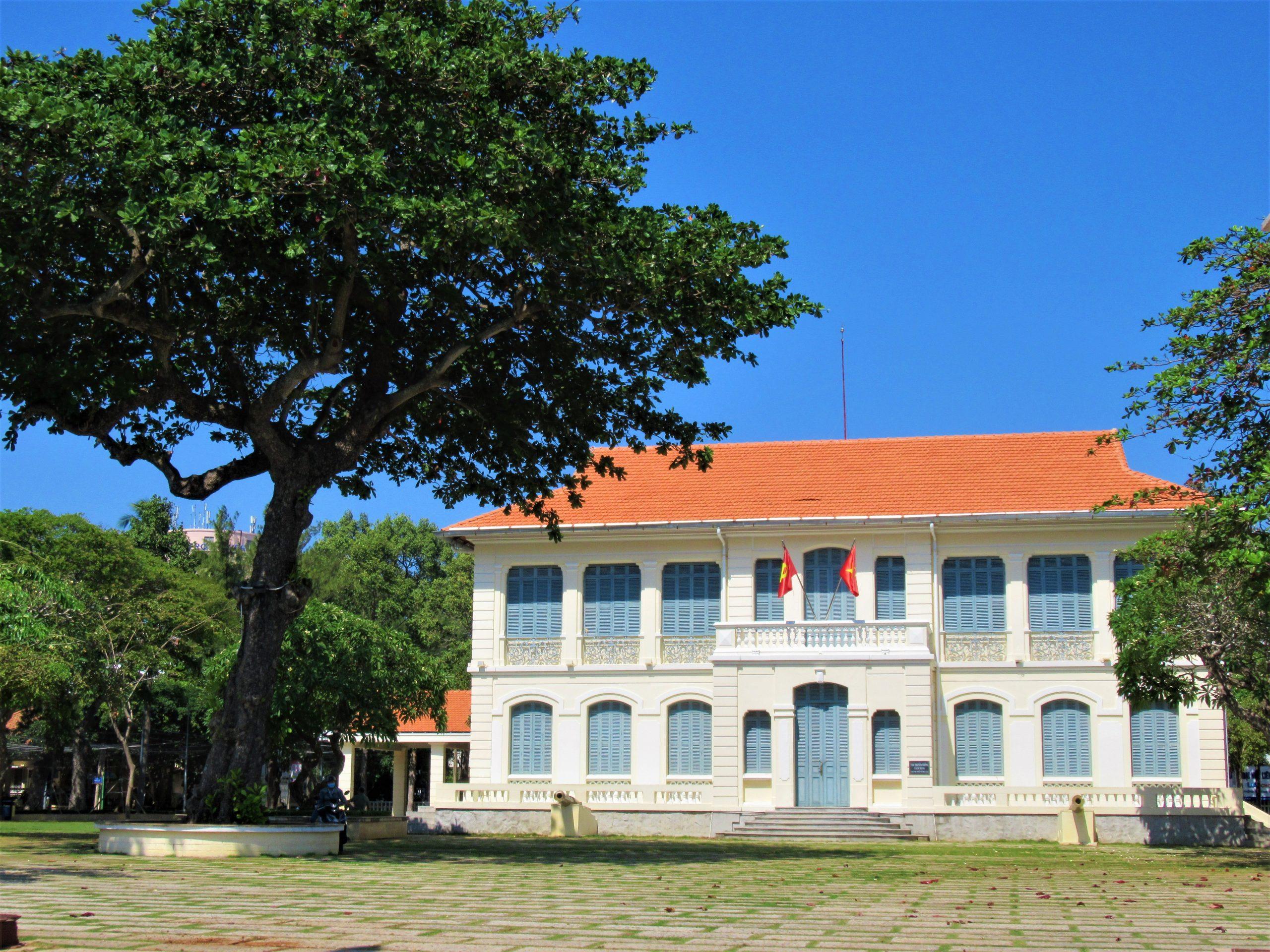 Bach Dinh Palace, Vung Tau, Vietnam