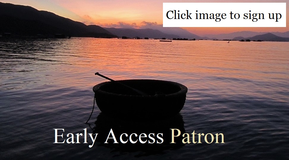 Become an Early Access Patron of Vietnam Coracle