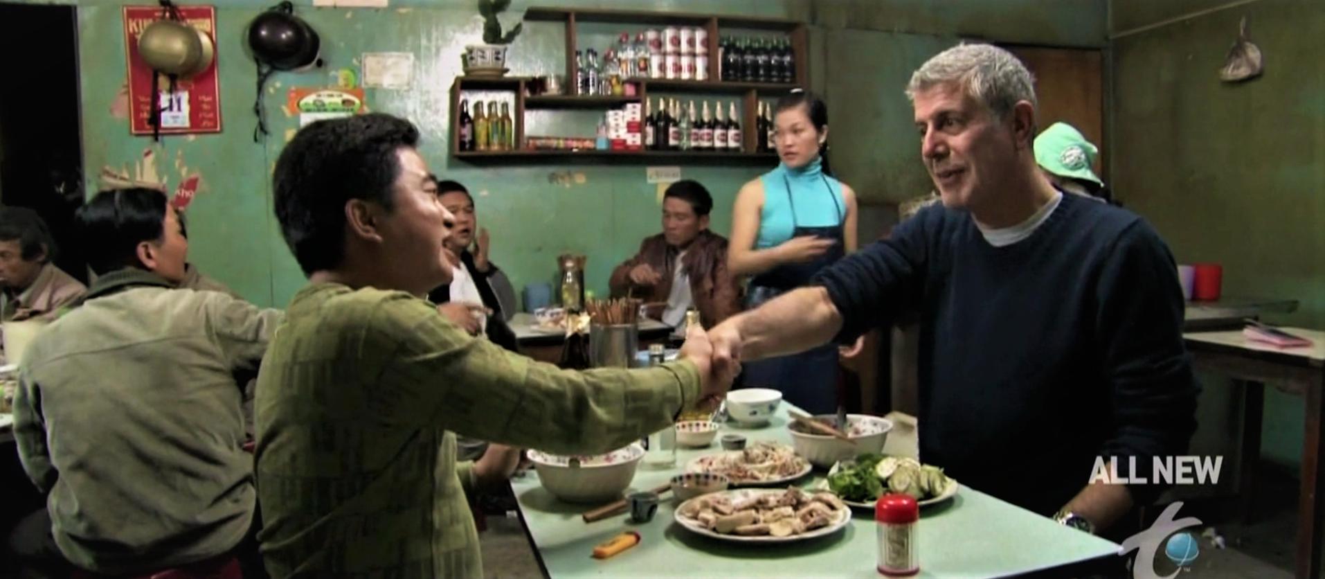 Anthony Bourdain, No Reservations, Season 6 Episode 10, Dalat, Vietnam