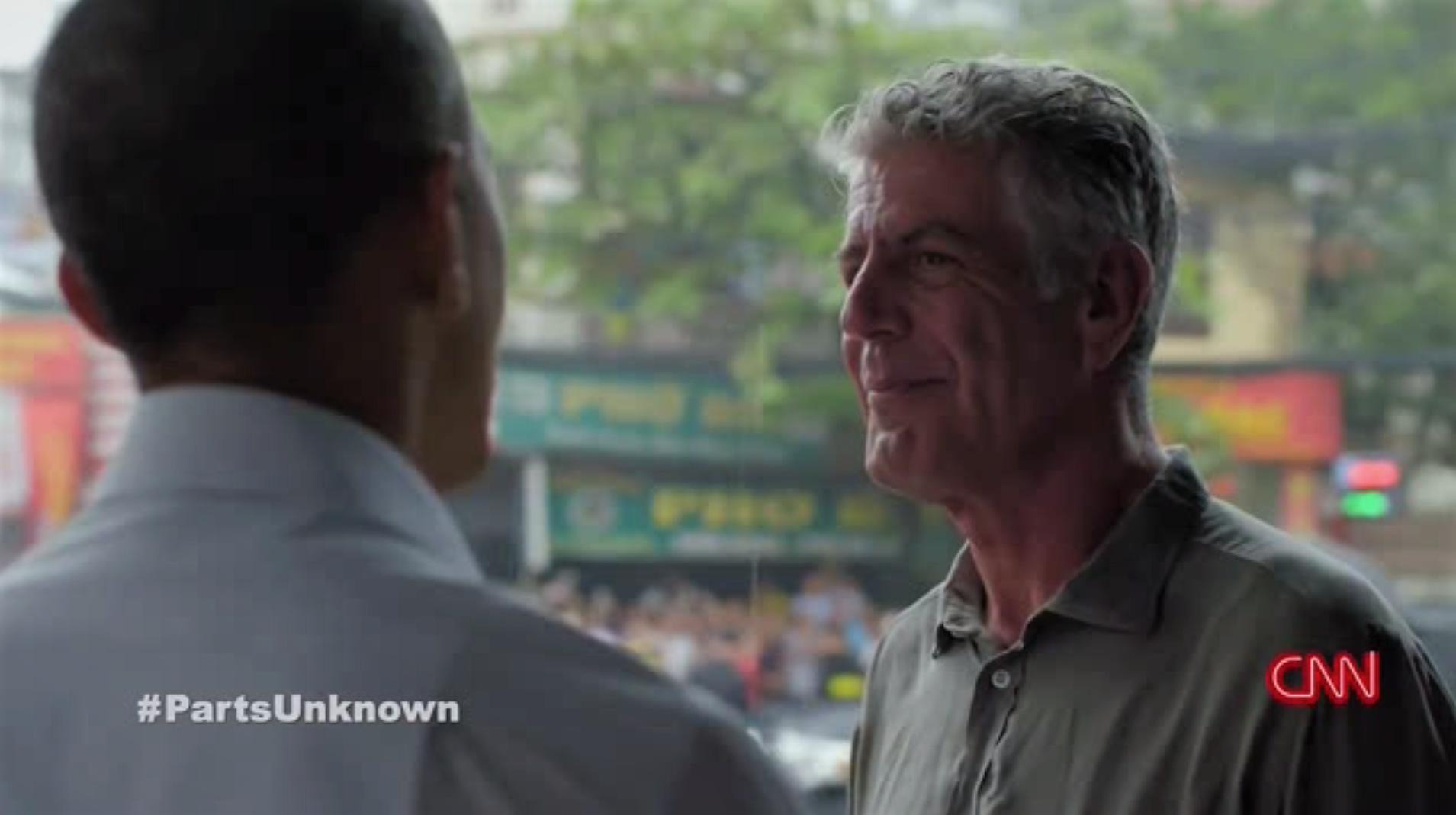 Anthony Bourdain, Parts Unknown, Season 8 Episode 1, Hanoi, Vietnam