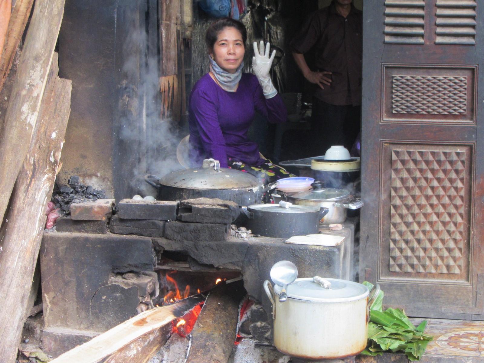 Breakfast in Ha Giang