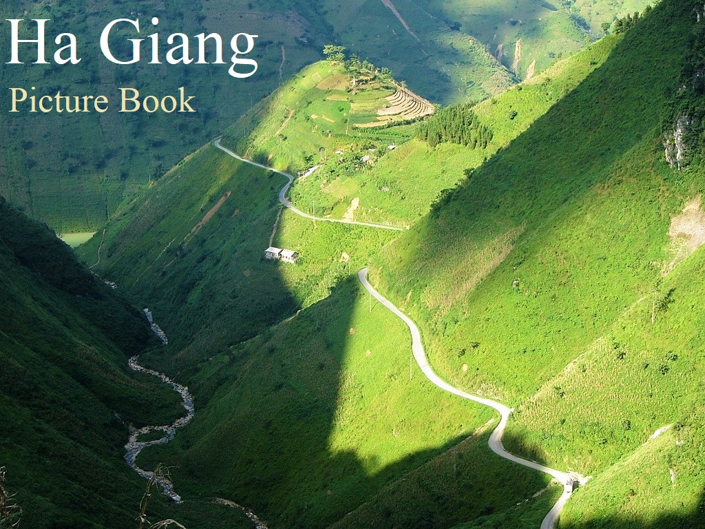 Ha Giang, Vietnam: A Picture Book