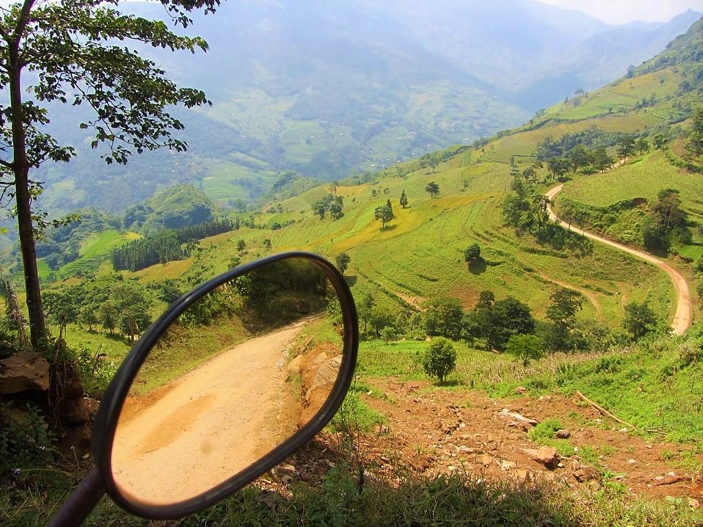 Pass west of Xin Man (Coc Pai))