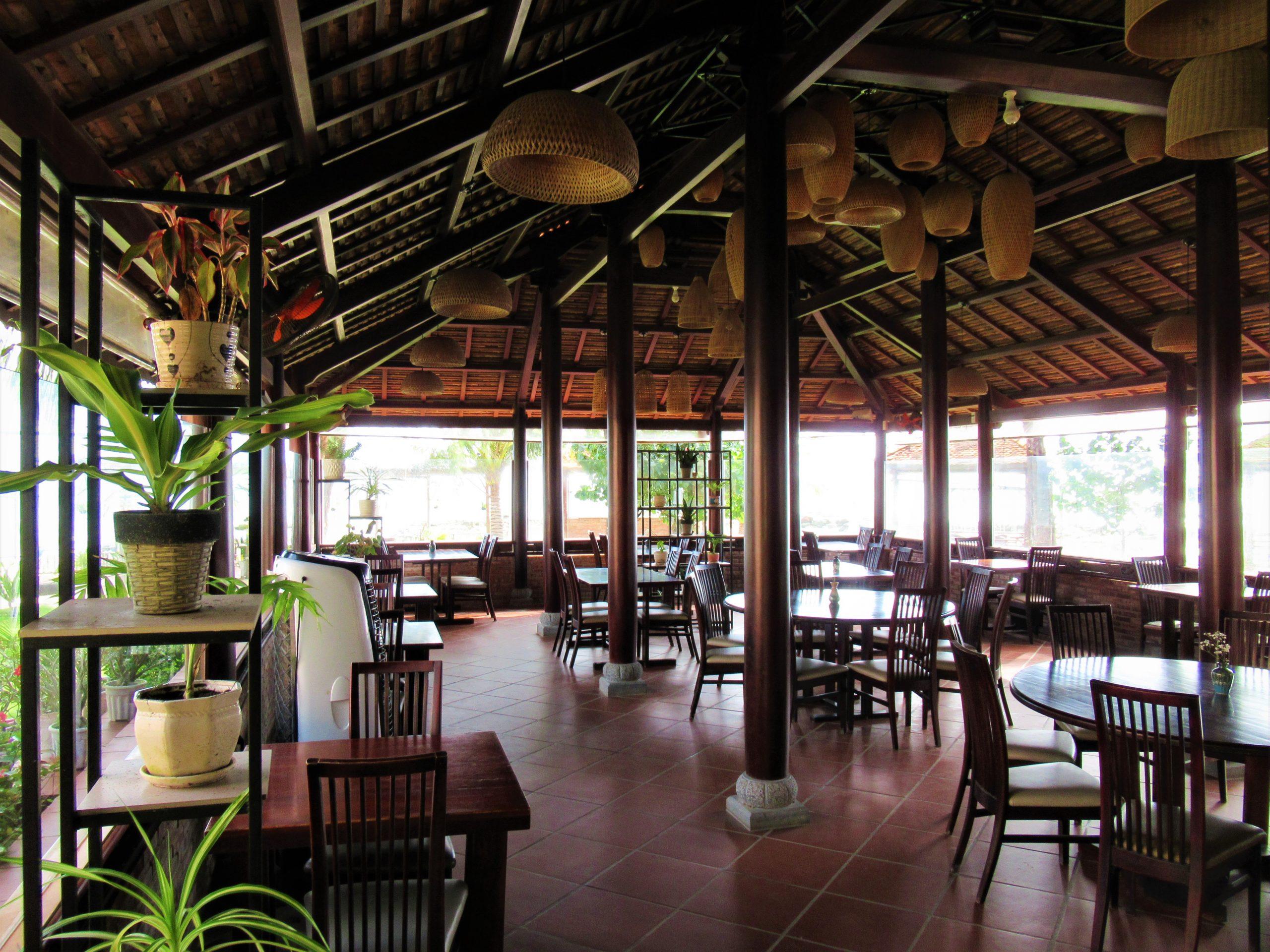 Wooden House restaurant, Gold Coast Resort, Phu Quoc Island, Vietnam