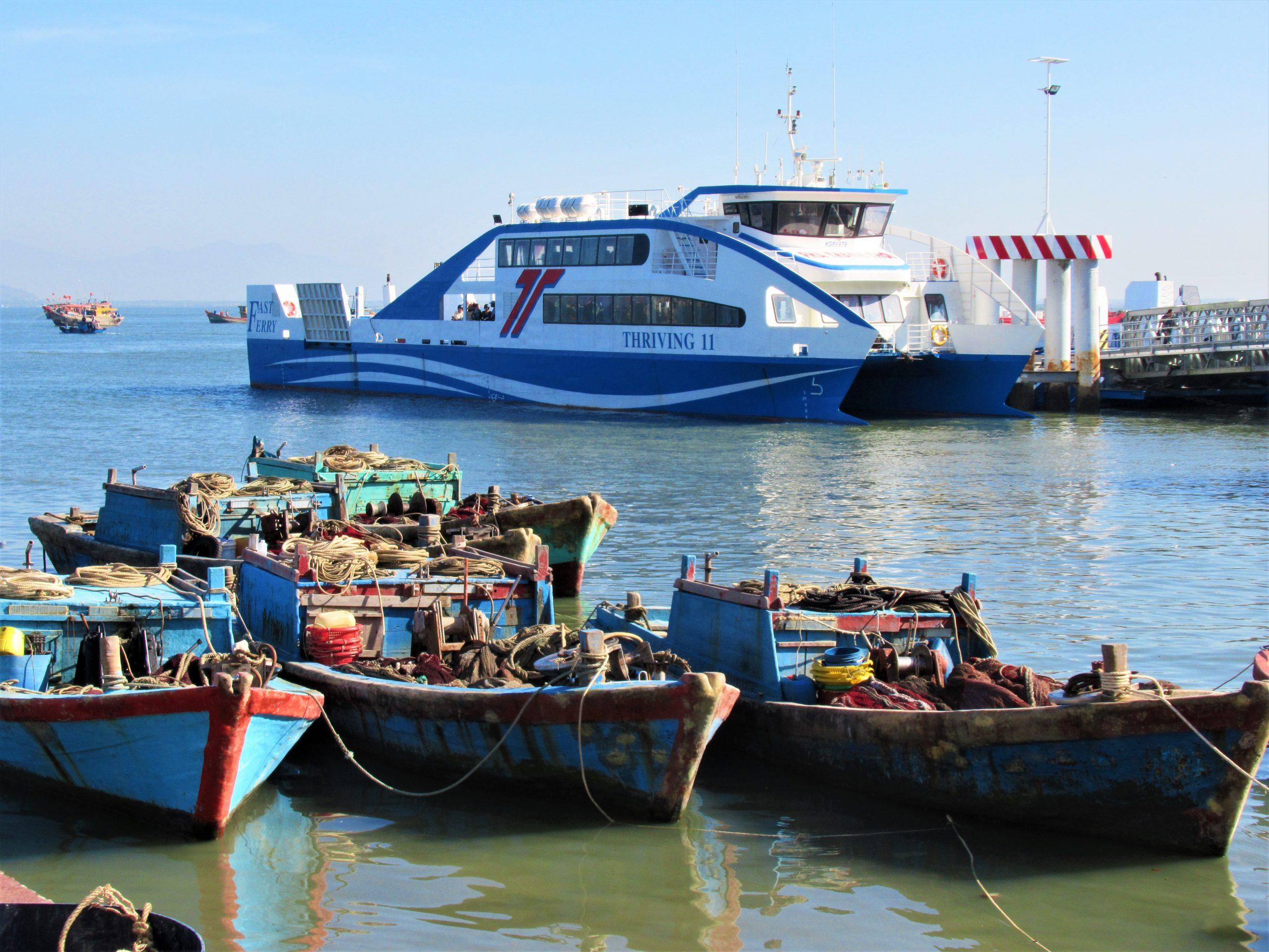 Shipping, Vung Tau, Vietnam